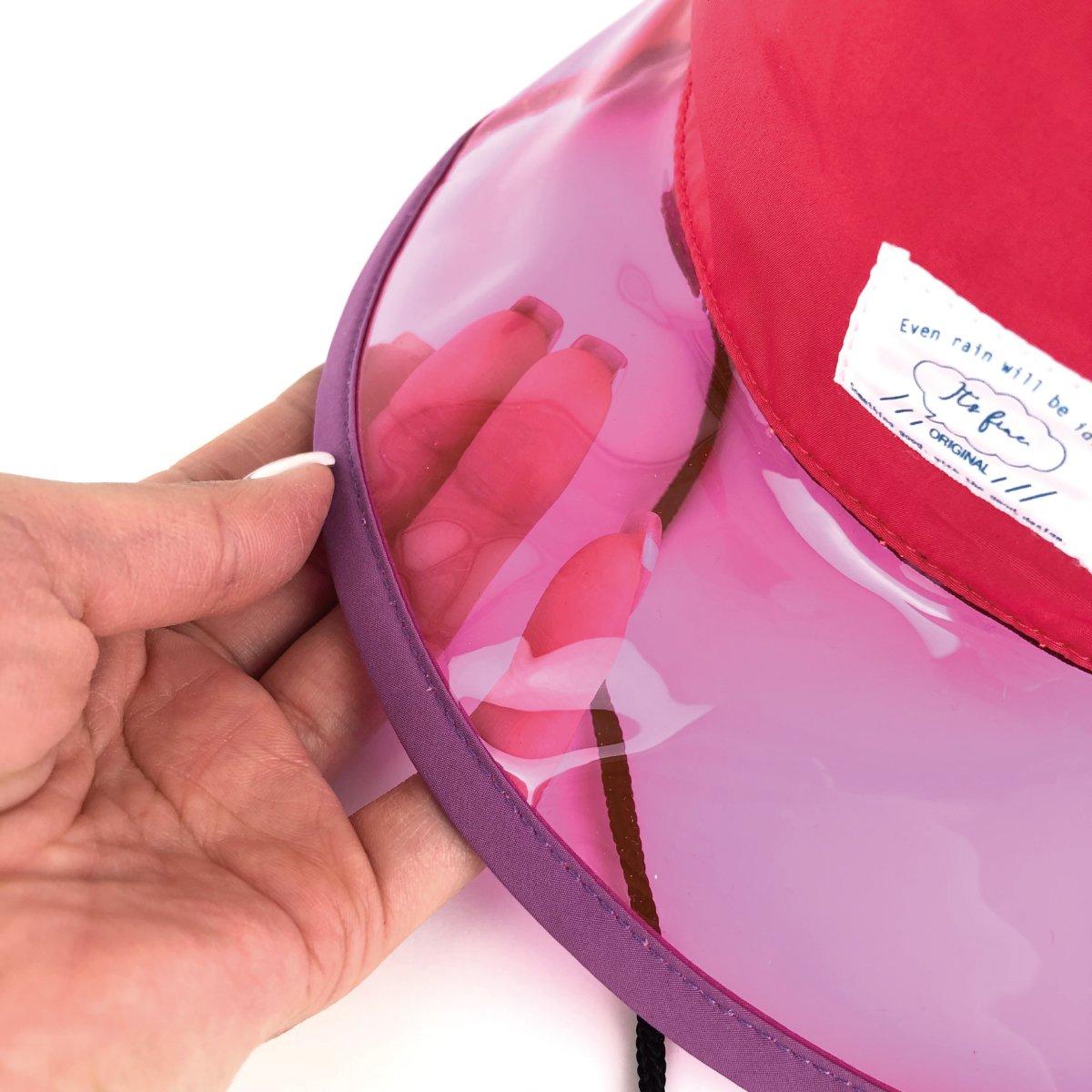 【KIDS】Rain PVC Hat 詳細画像9