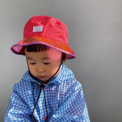 【KIDS】Rain PVC Hat