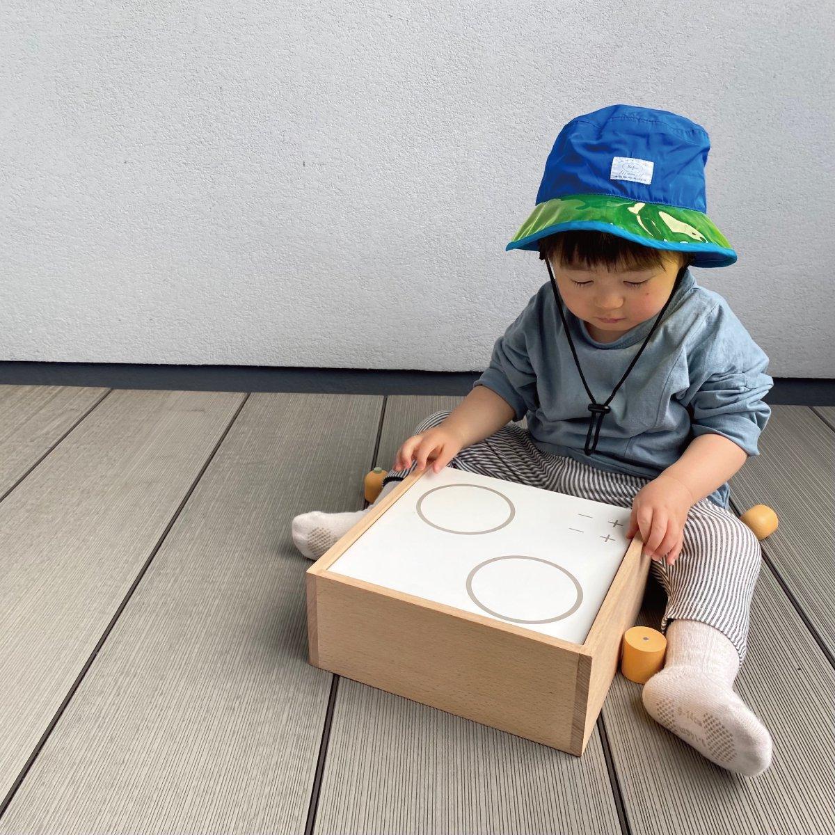【BABY】Baby Rain PVC Hat 詳細画像15