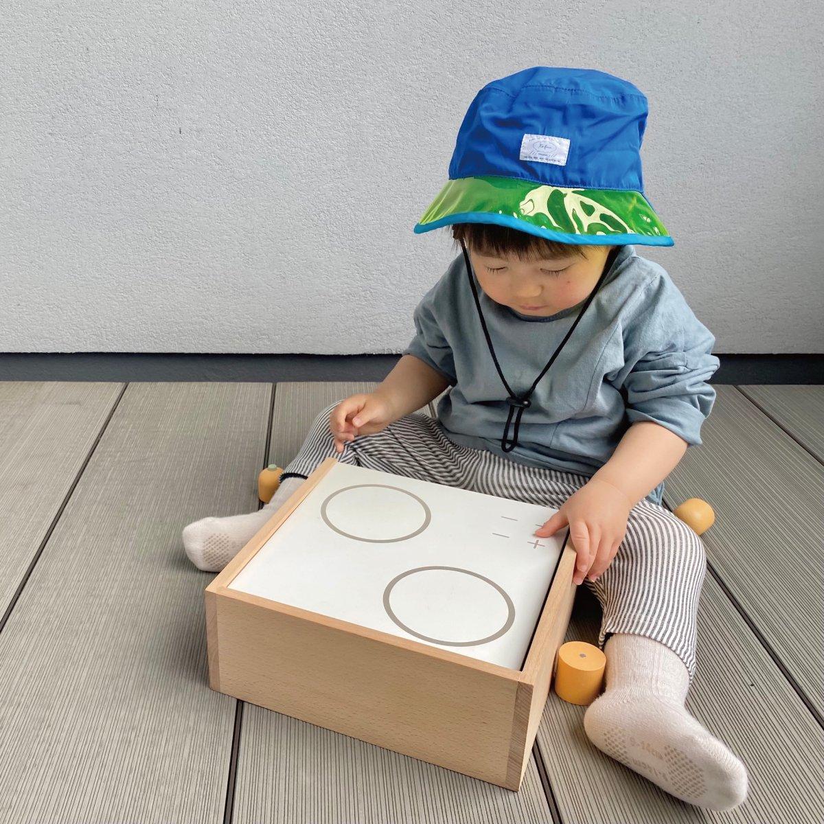 【BABY】Baby Rain PVC Hat 詳細画像17