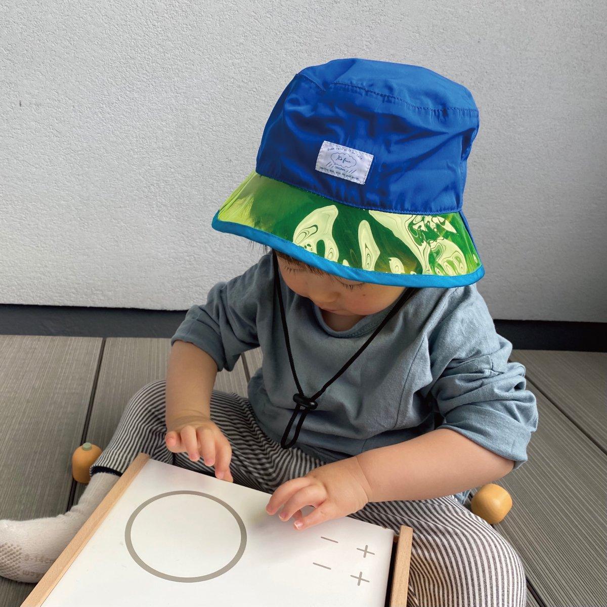 【BABY】Baby Rain PVC Hat 詳細画像18