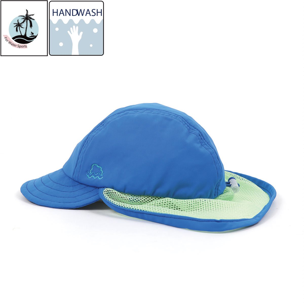 Baby Vivid Color Swim Cap