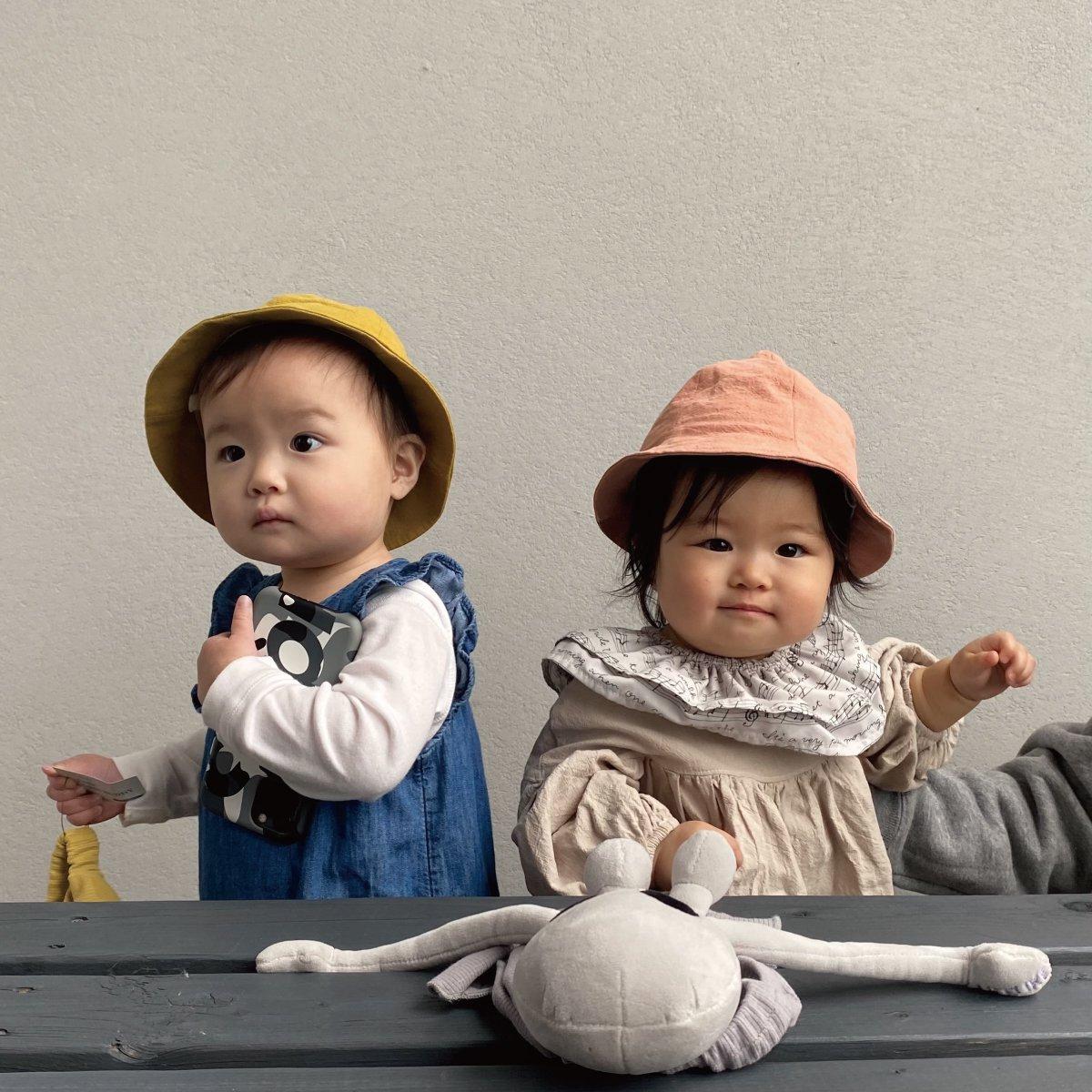【BABY】Linen Tulips Hat 詳細画像7