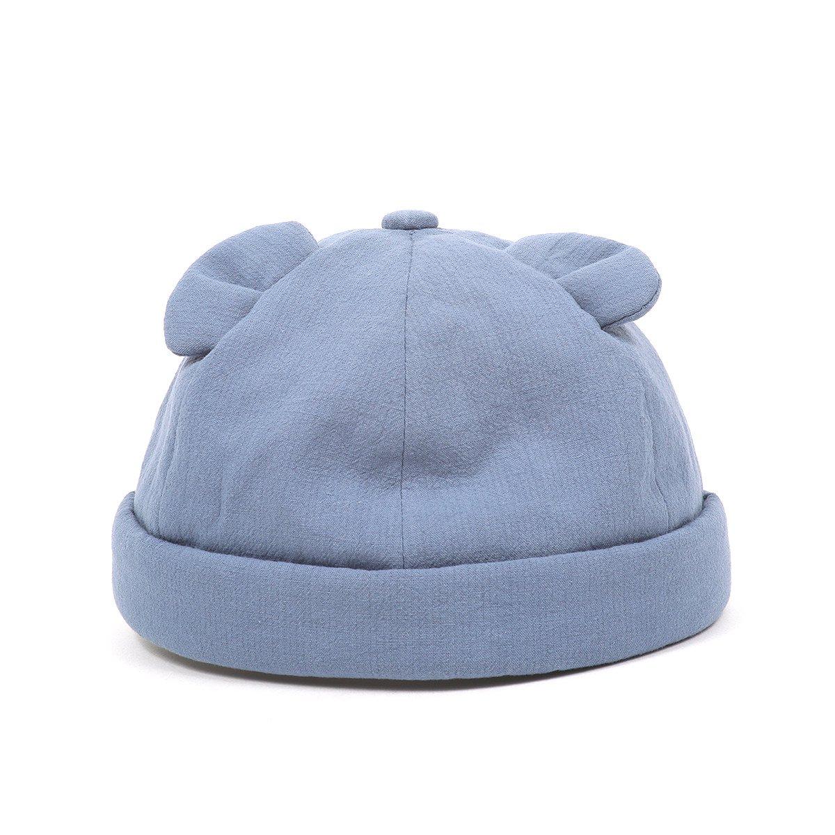 【BABY】Baby Linen Bear Cap 詳細画像3