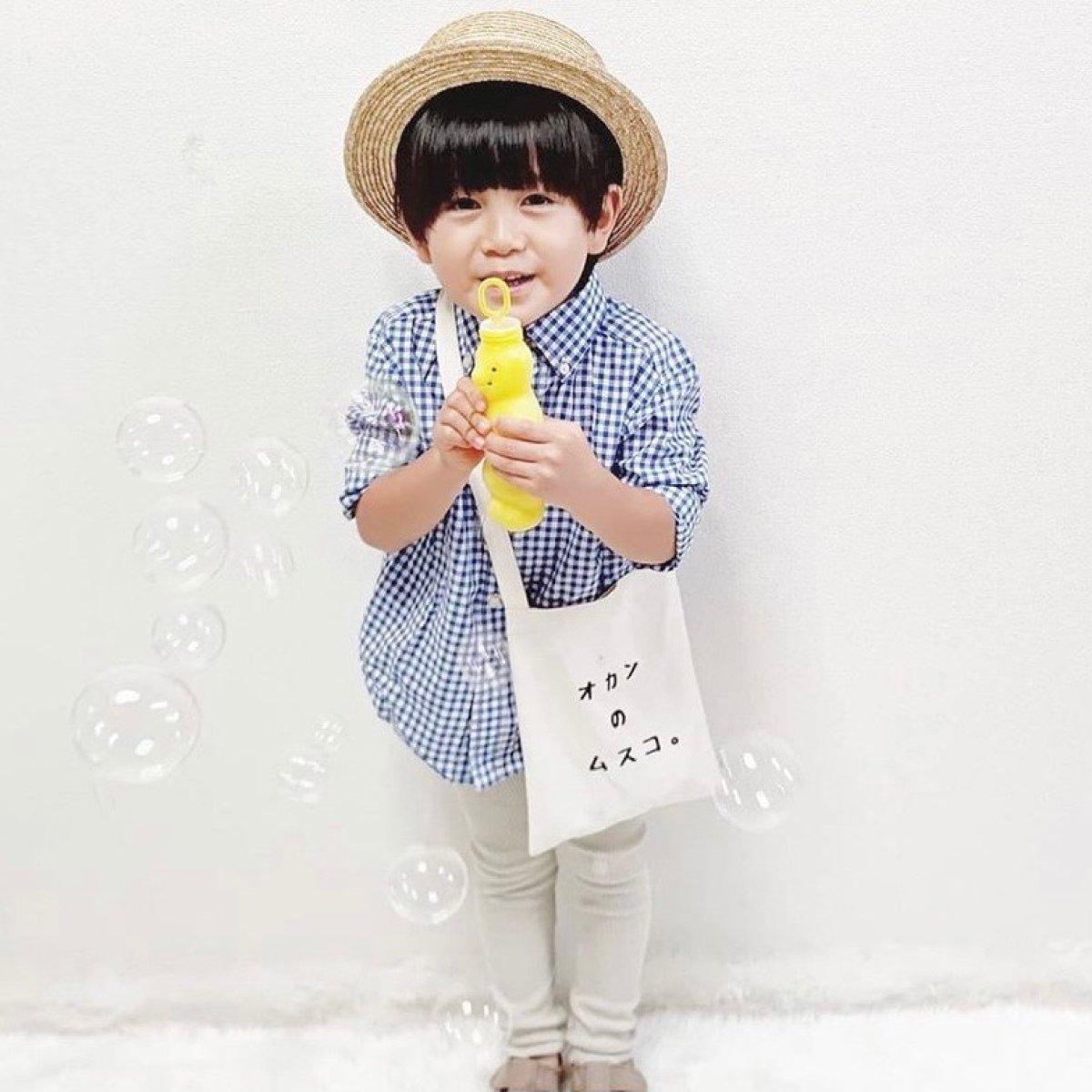 Cotton HF Sacoche(親子シリーズ) 詳細画像17