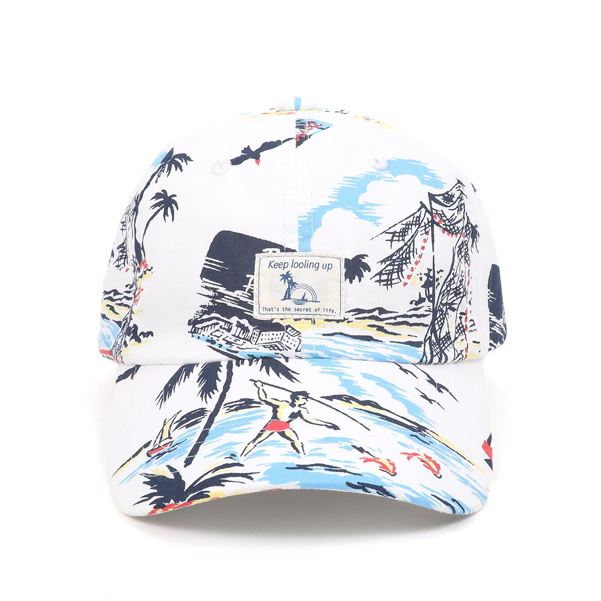 Kids Summer People Cap 詳細画像2