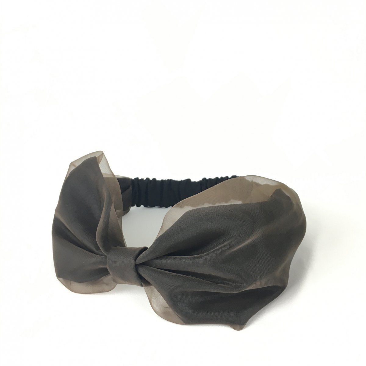 Neo Tulle Rbn Turban 詳細画像3