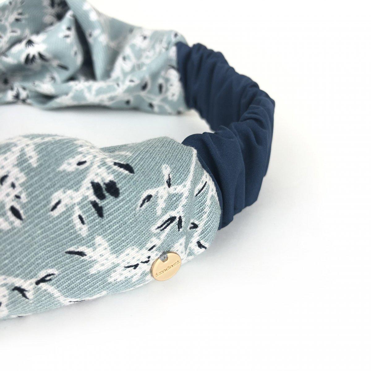 Mint Flower Turban 詳細画像2