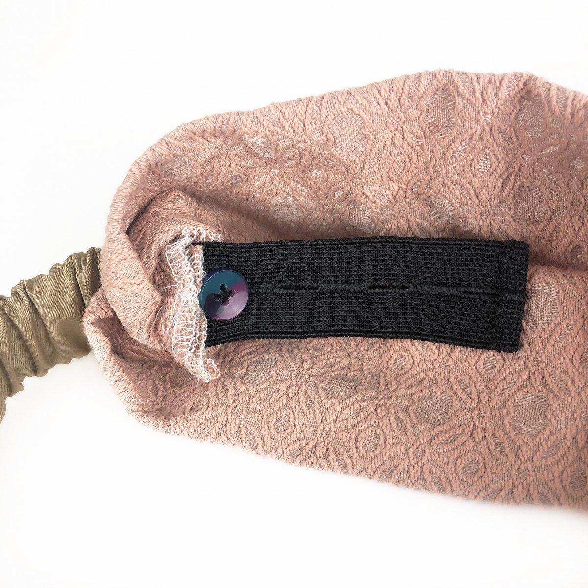 Elegant  Woven Turban 詳細画像11