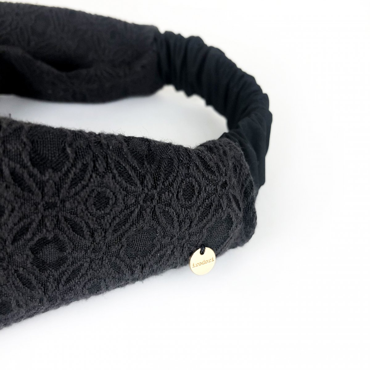 Elegant  Woven Turban 詳細画像4