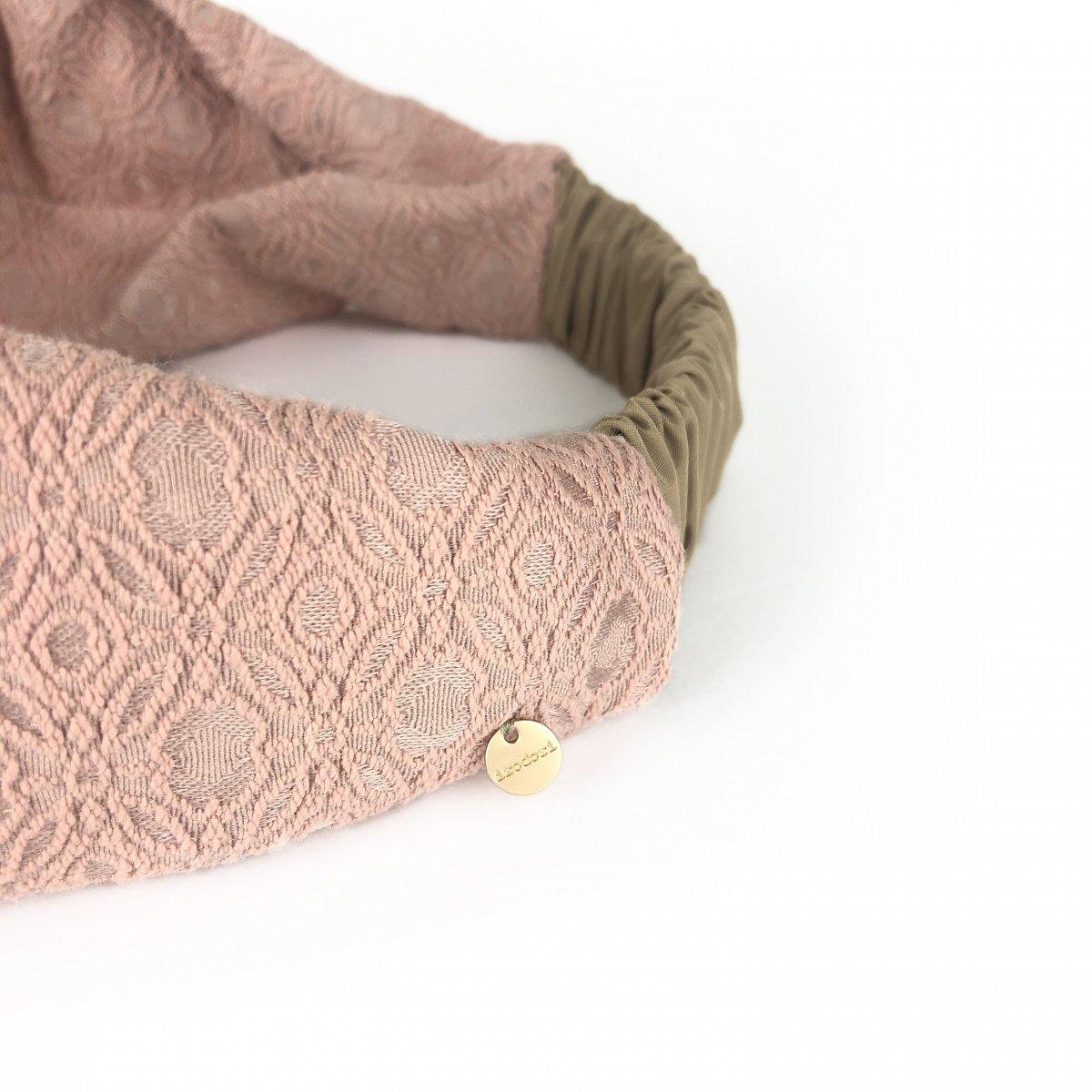 Elegant  Woven Turban 詳細画像7