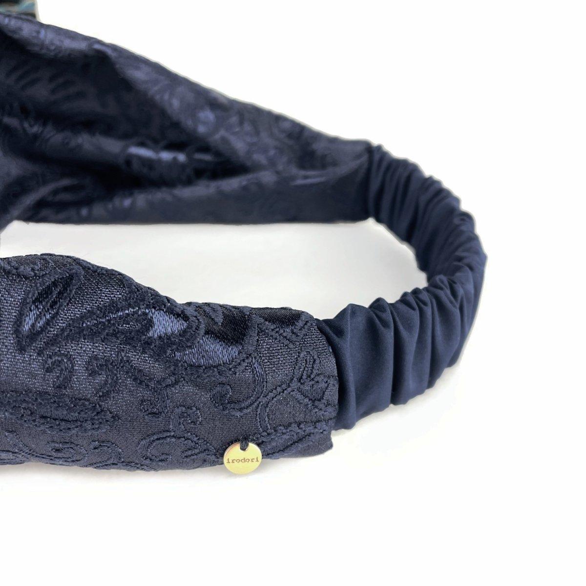 Elegant  Woven Turban 詳細画像9