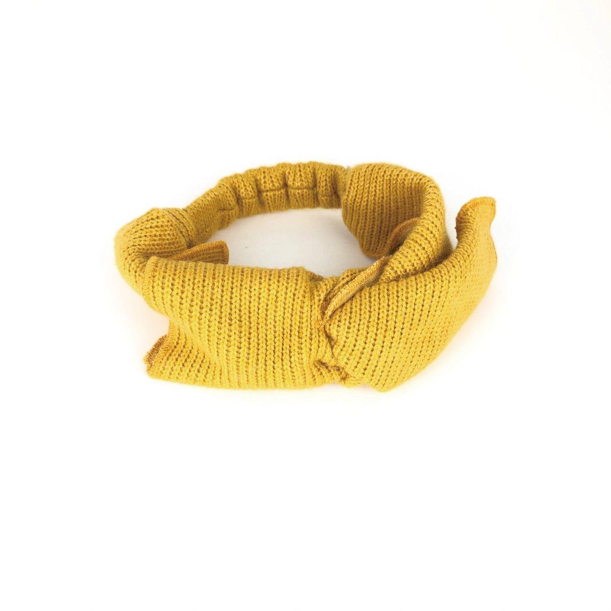 【BABY】Baby Knit Turban 詳細画像1