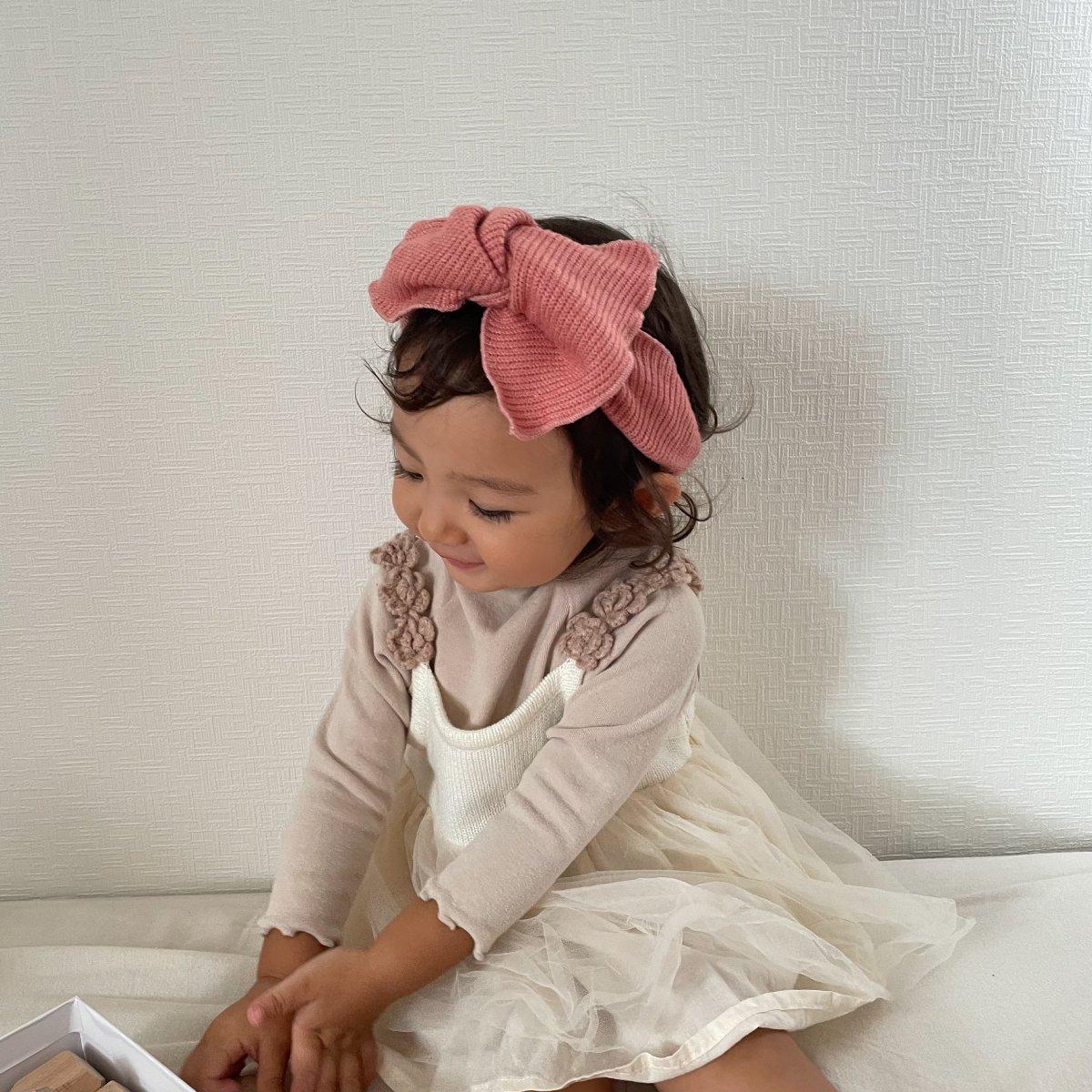 【BABY】Baby Knit Turban 詳細画像10