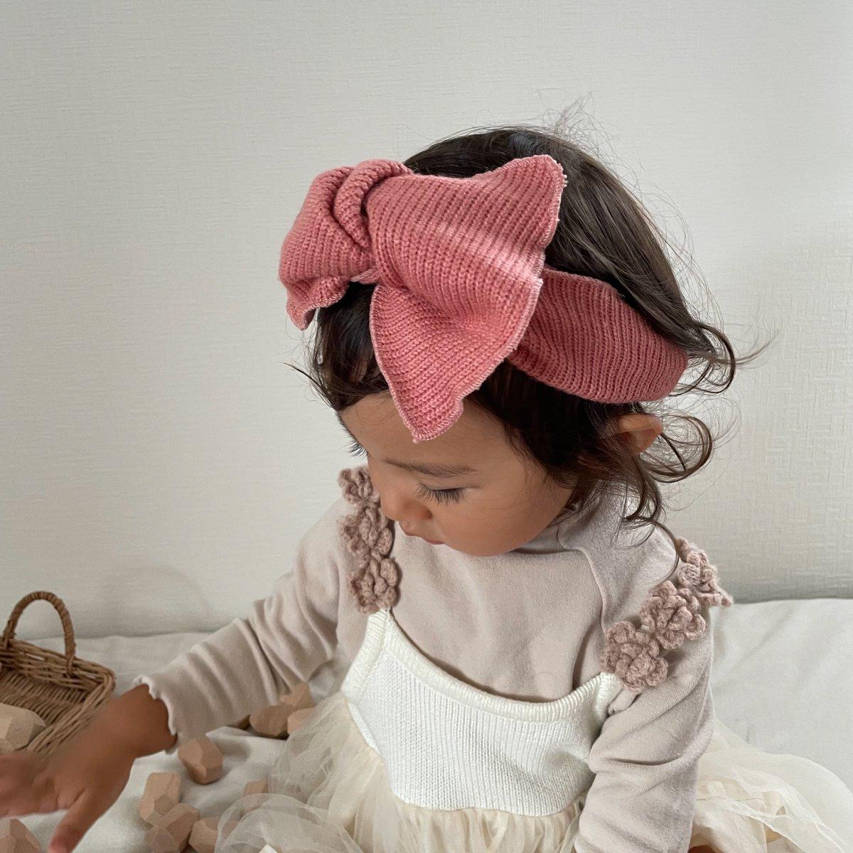 【BABY】Baby Knit Turban 詳細画像12