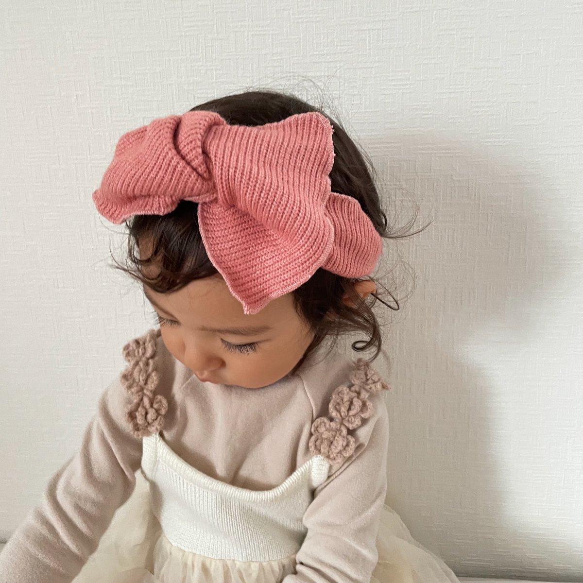 【BABY】Baby Knit Turban 詳細画像13