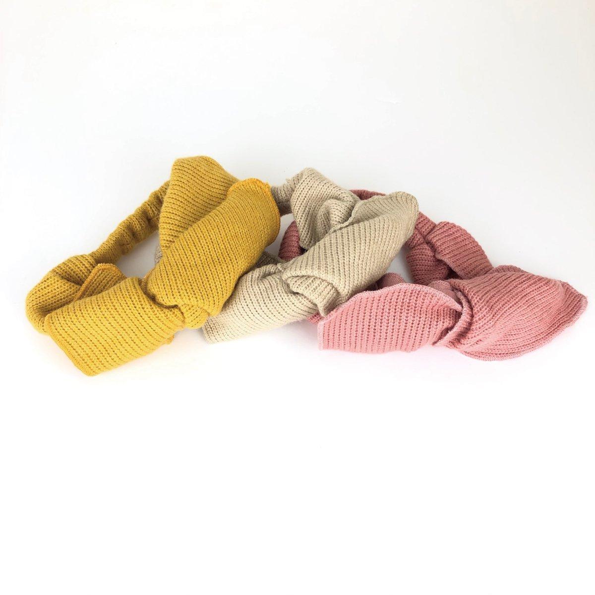 【BABY】Baby Knit Turban 詳細画像4