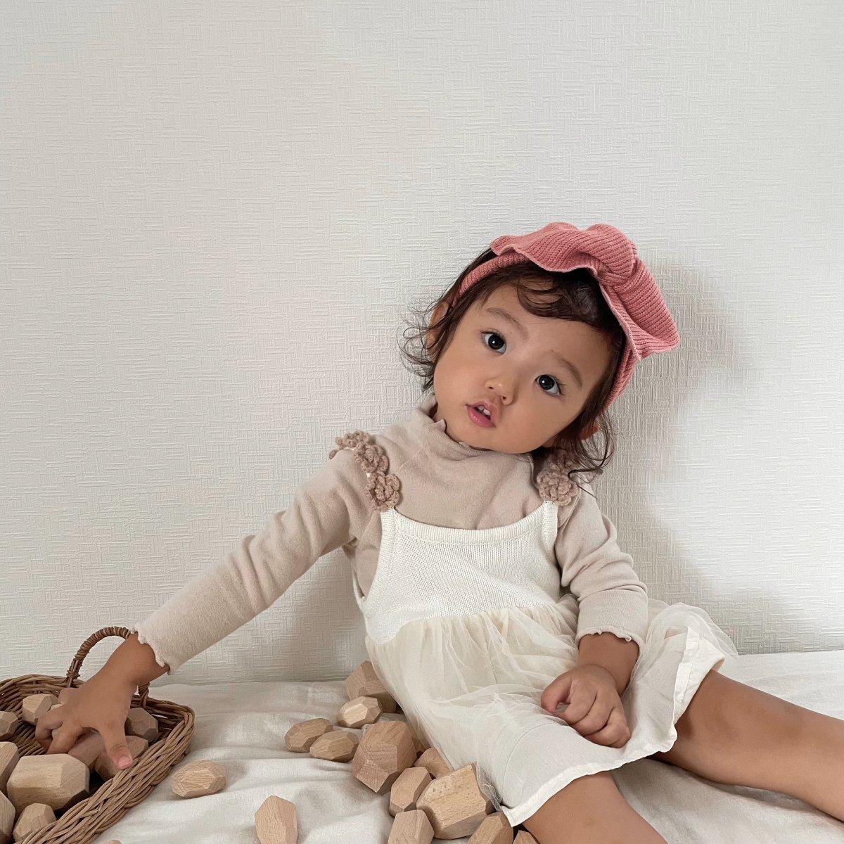 【BABY】Baby Knit Turban 詳細画像6