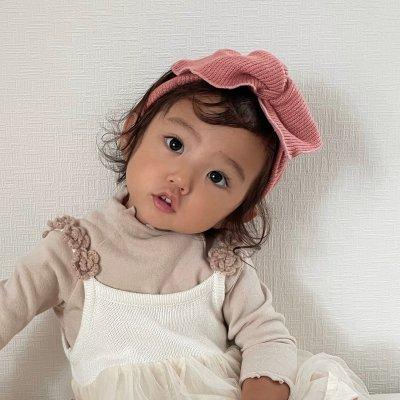 【BABY】Baby Knit Turban