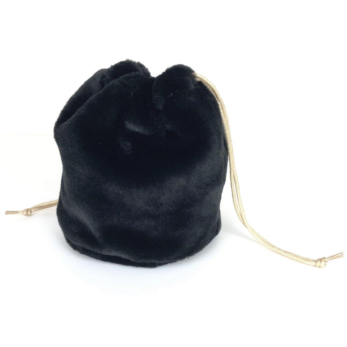 Vivid Fur Bag 詳細画像5