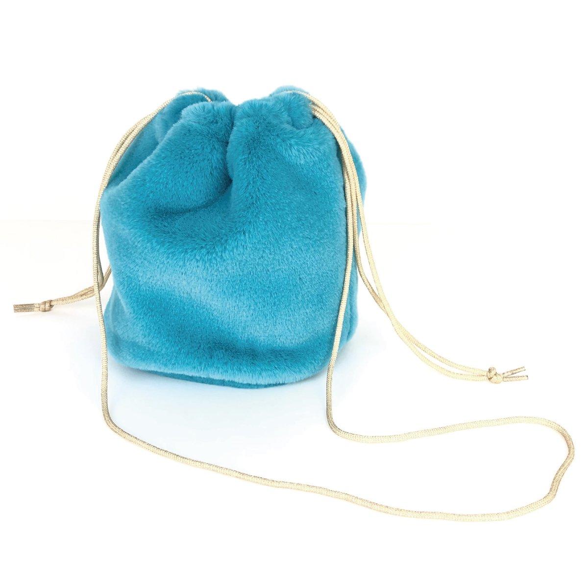 Vivid Fur Bag 詳細画像6