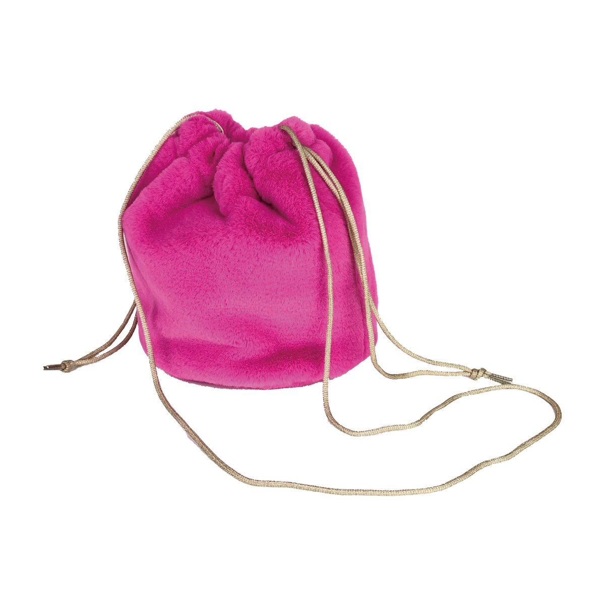 Vivid Fur Bag 詳細画像7