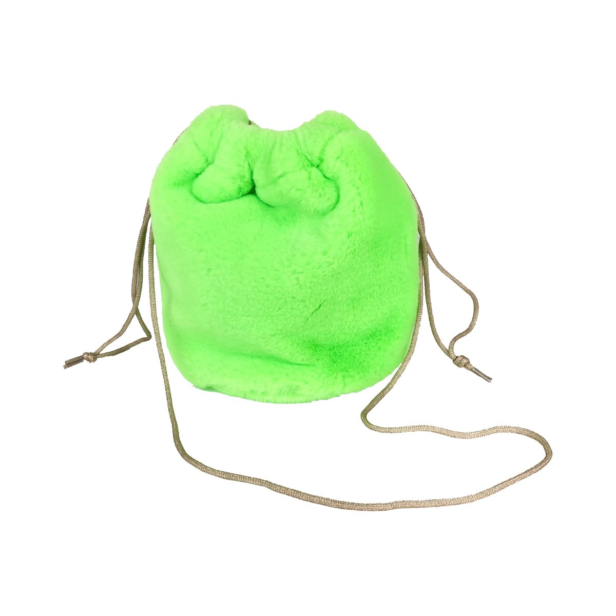 Vivid Fur Bag 詳細画像8