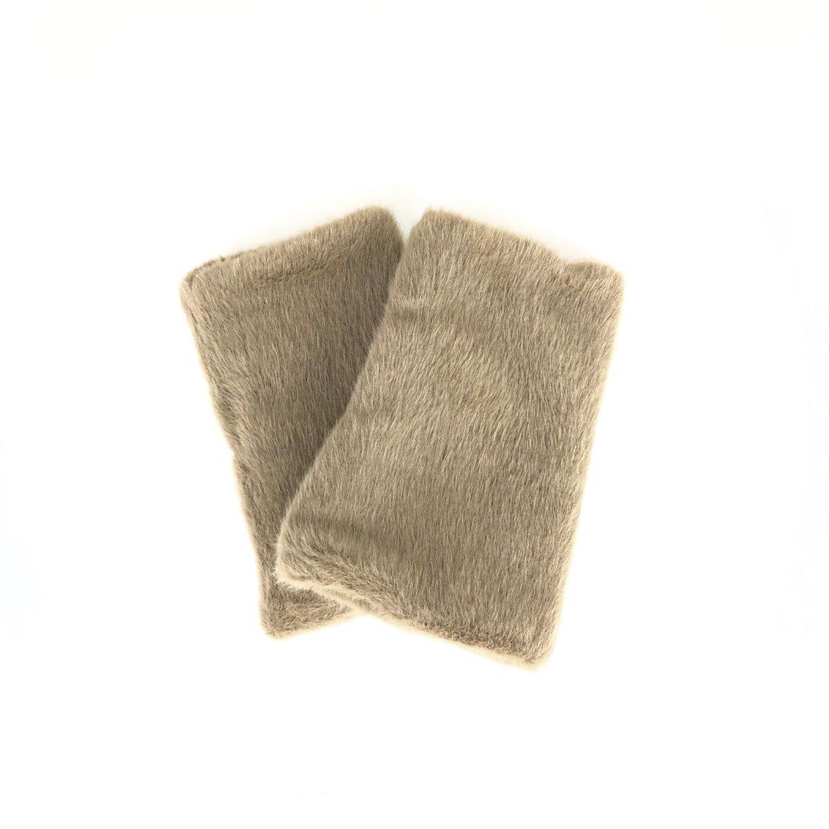 Fur Arm Warmer 詳細画像2