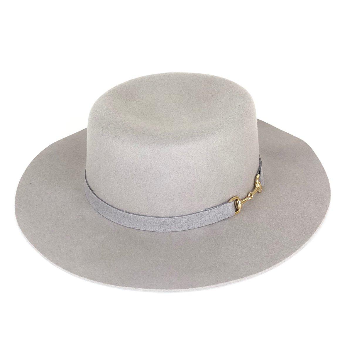 Felt Kankan Hat 詳細画像2