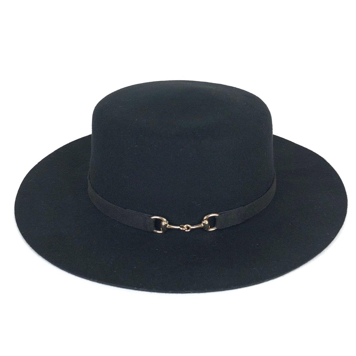 Felt Kankan Hat 詳細画像4