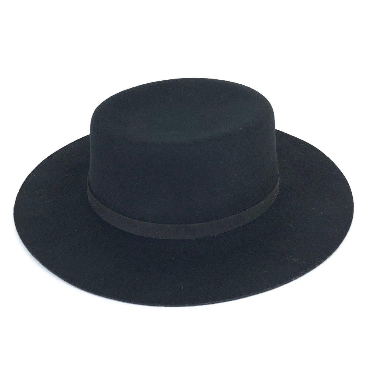 Felt Kankan Hat 詳細画像5