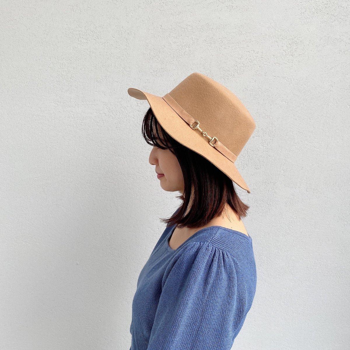 Felt Kankan Hat 詳細画像8