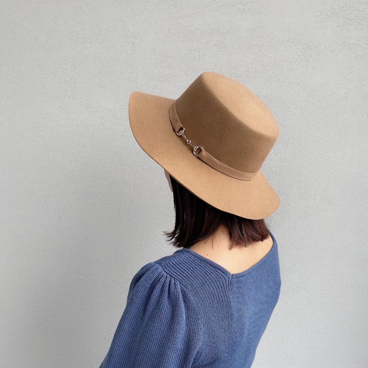 Felt Kankan Hat 詳細画像9