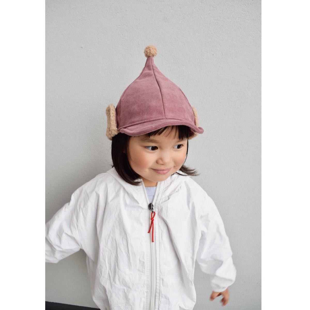 【KIDS】Tongari Ear Pon Cap 詳細画像5