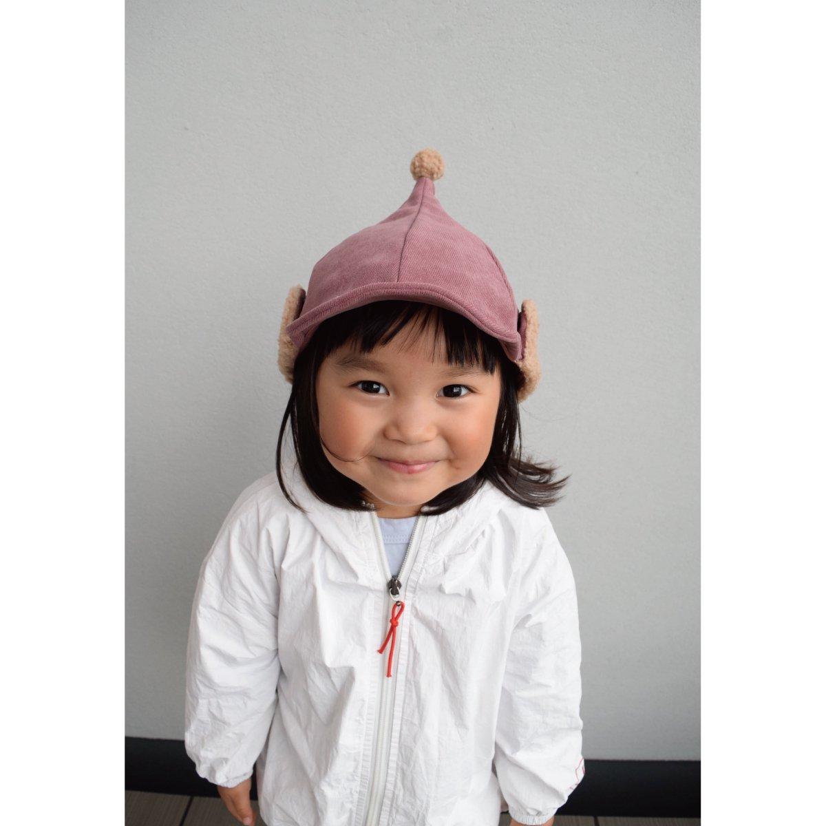 【KIDS】Tongari Ear Pon Cap 詳細画像7