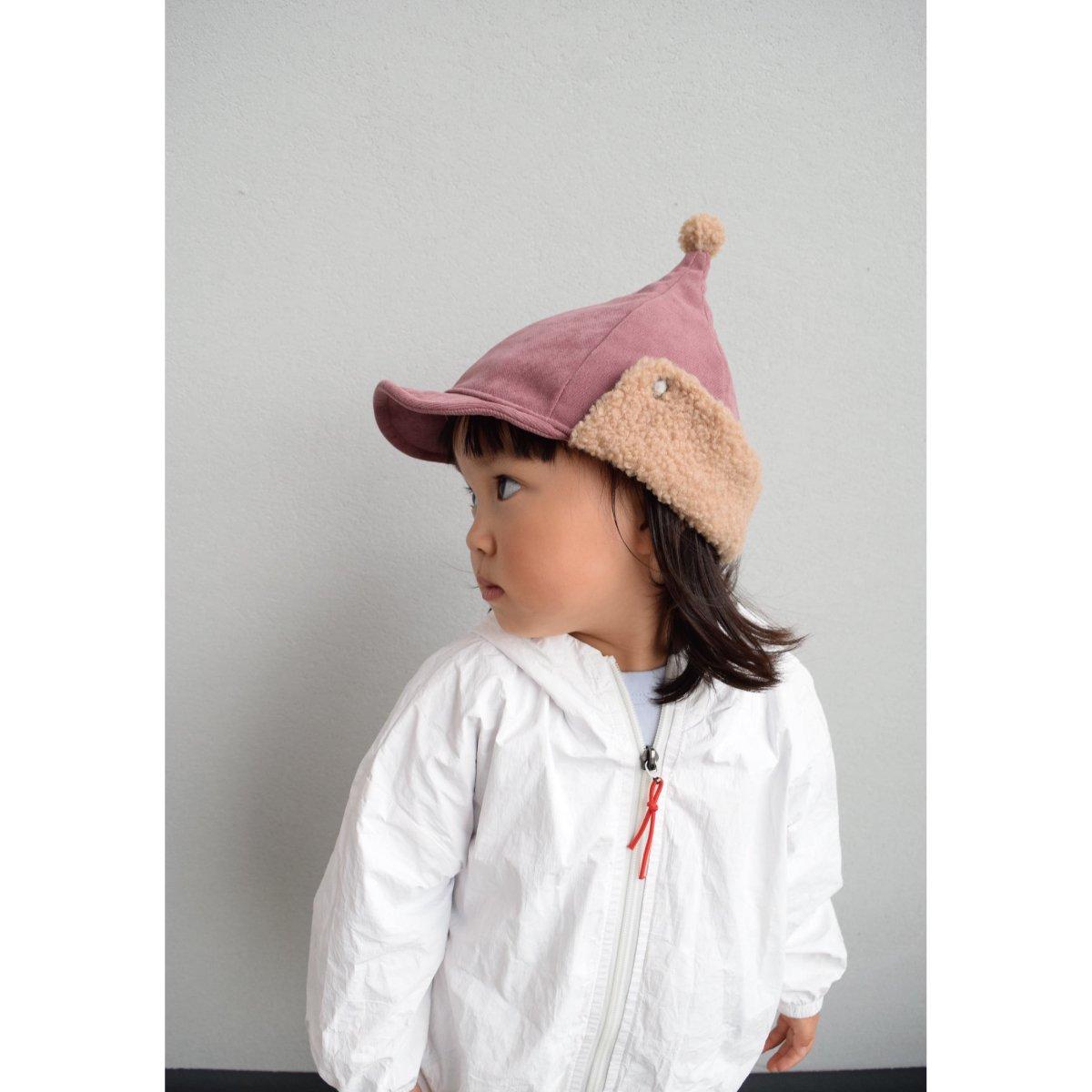 【KIDS】Tongari Ear Pon Cap 詳細画像8