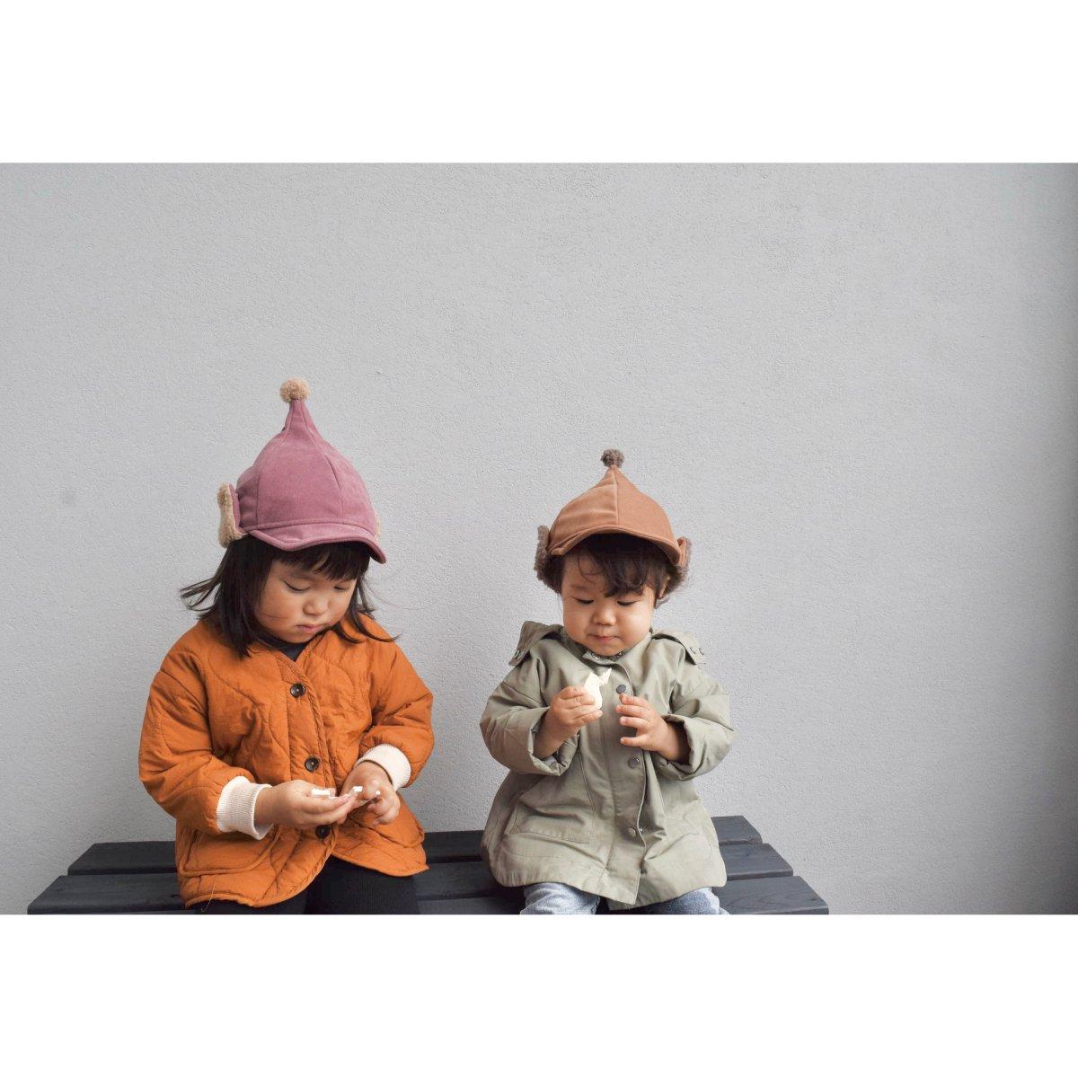 【KIDS】Tongari Ear Pon Cap 詳細画像9