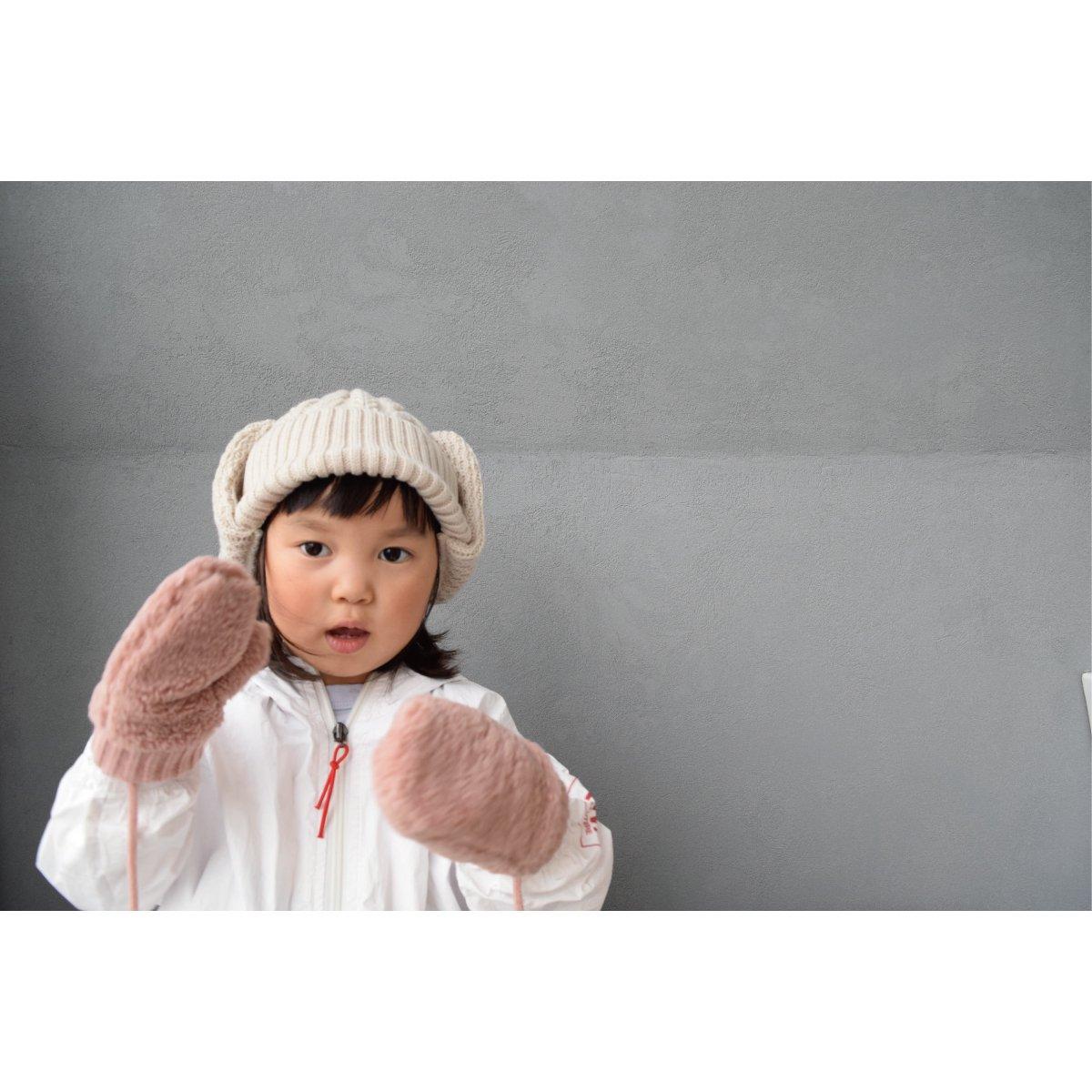 【KIDS】Boa Mittens 詳細画像7