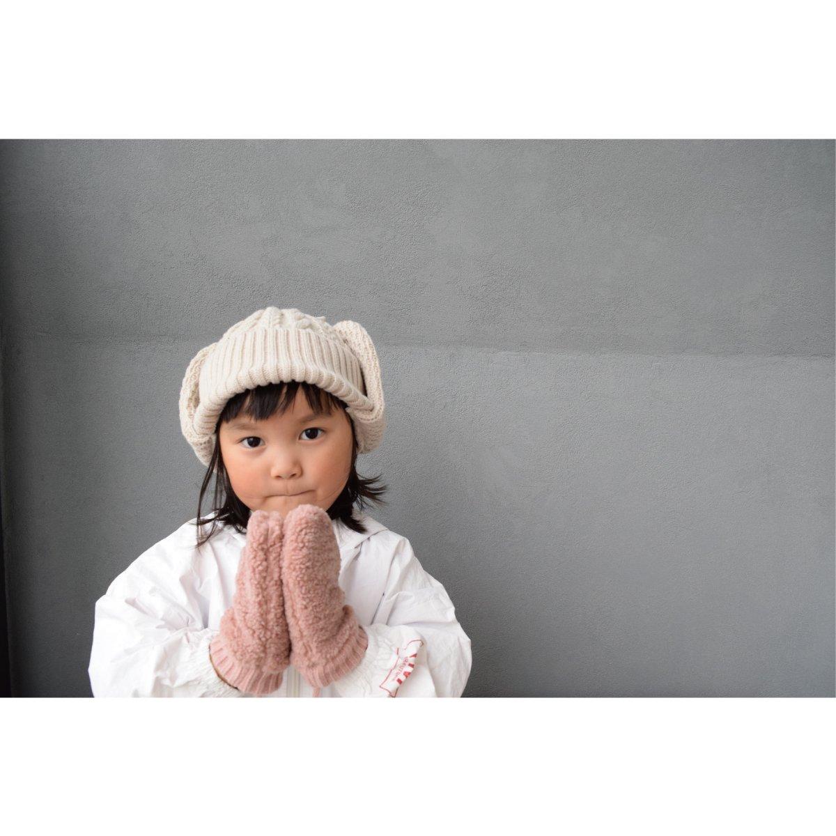 【KIDS】Boa Mittens 詳細画像8