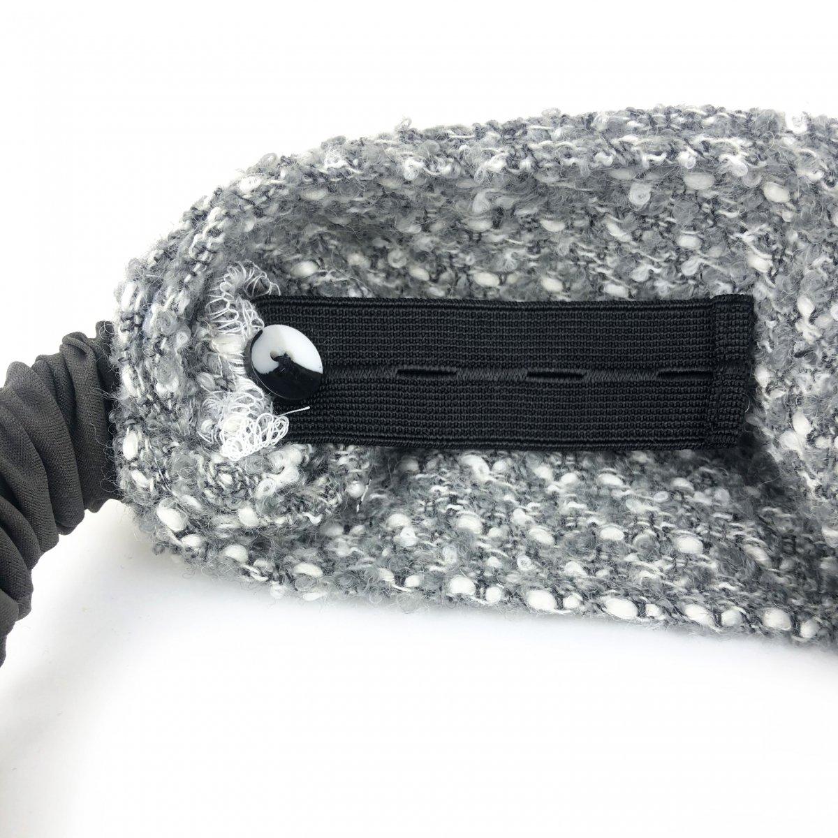 Grey Moco Turban 詳細画像4