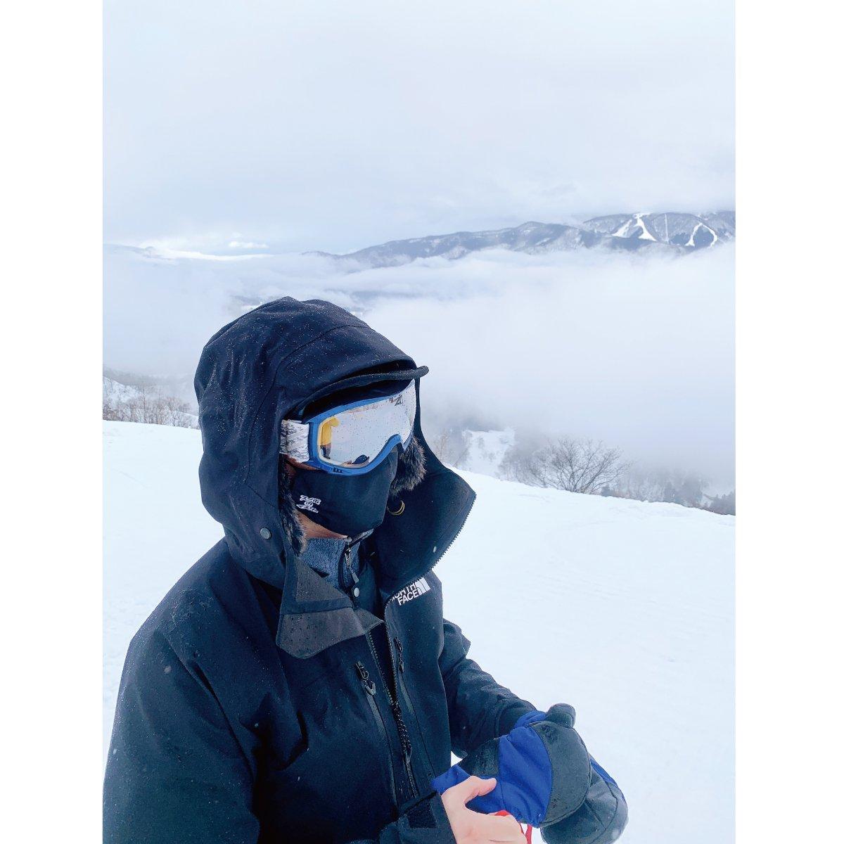 スノボのマスク。 詳細画像6