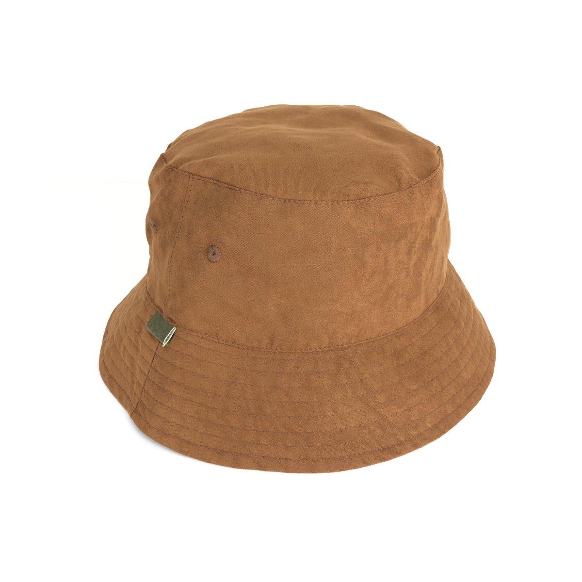 Suede Bucket Hat 詳細画像1