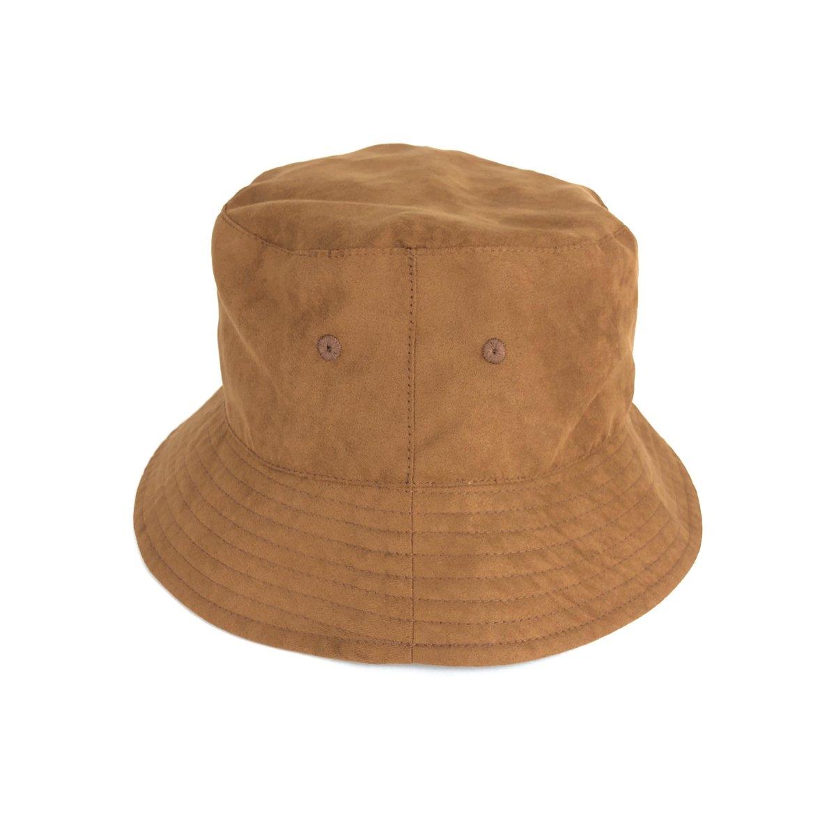 Suede Bucket Hat 詳細画像11