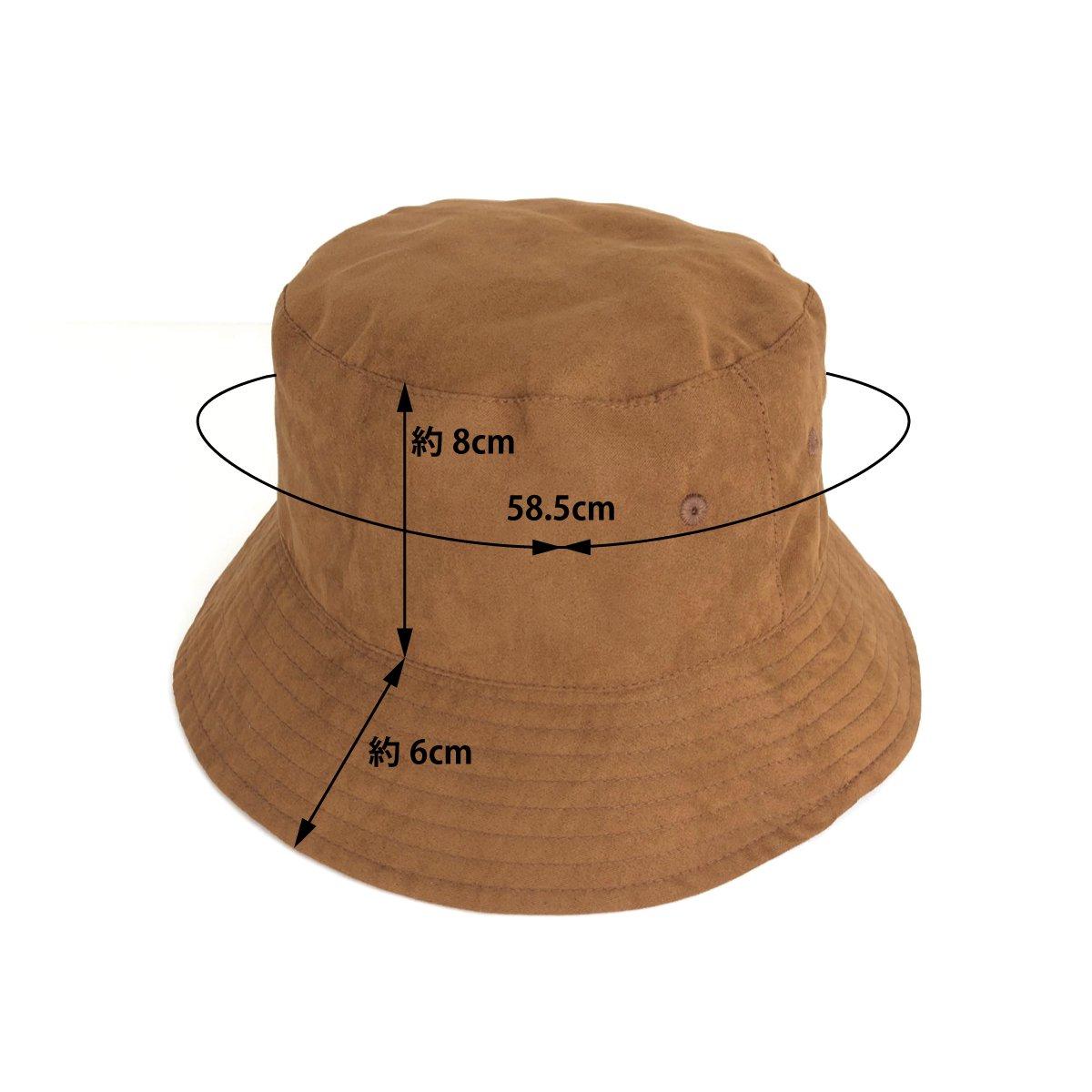 Suede Bucket Hat 詳細画像12