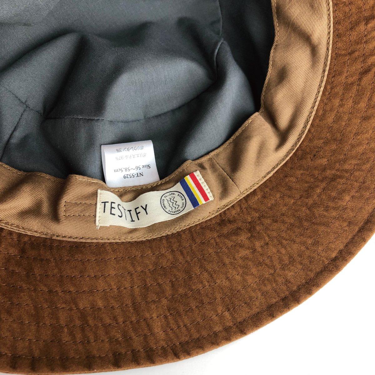 Suede Bucket Hat 詳細画像14