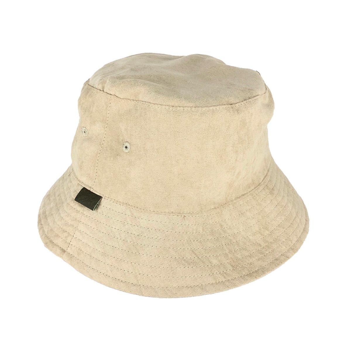 Suede Bucket Hat 詳細画像2