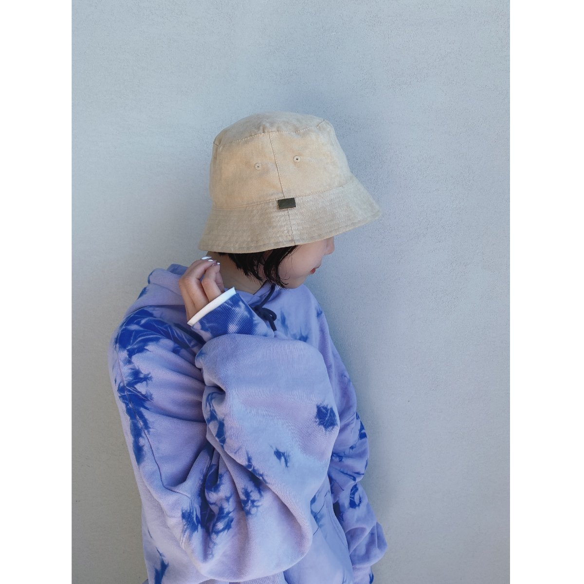 Suede Bucket Hat 詳細画像24