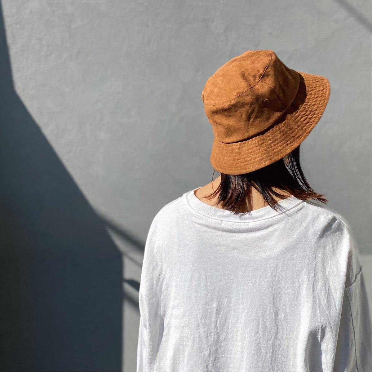 Suede Bucket Hat 詳細画像26