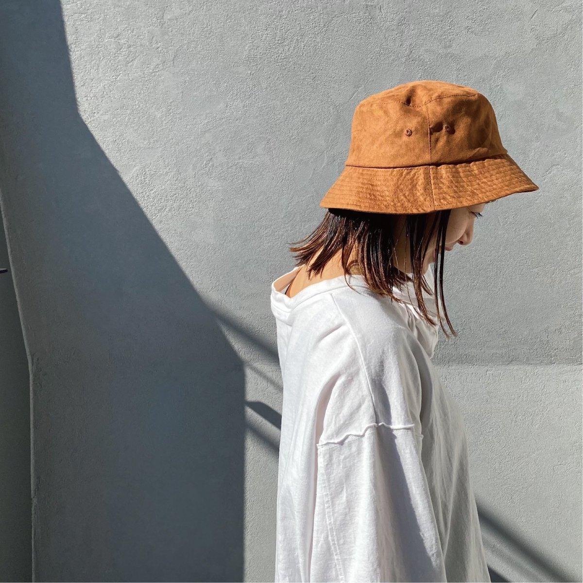 Suede Bucket Hat 詳細画像27
