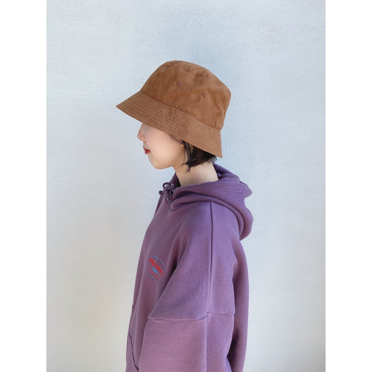 Suede Bucket Hat 詳細画像35